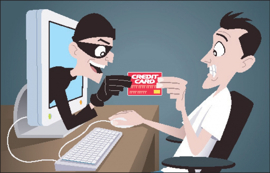Where to go when scammed online